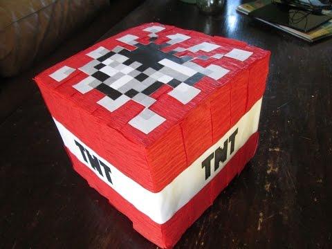 Minecraft DIY Dynamite