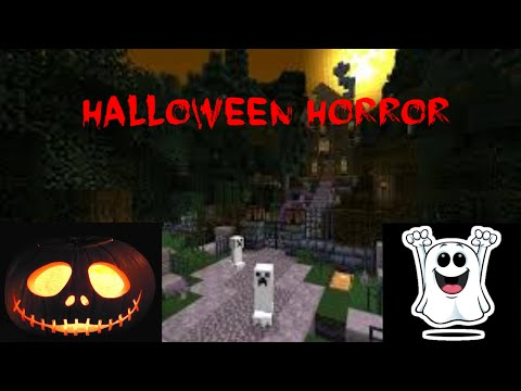Minecraft: Halloween Horror