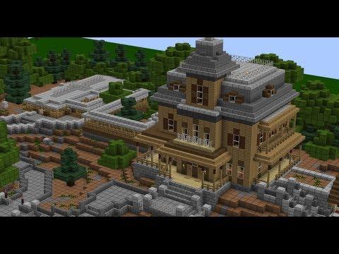 Minecraft – Phantom Manor