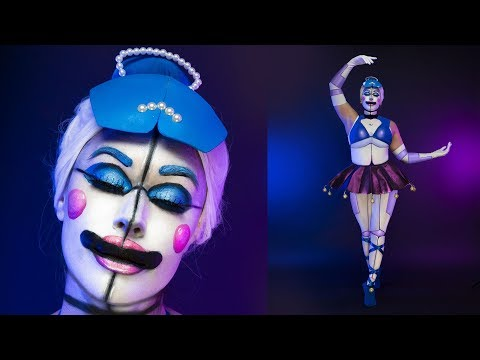 Five Night At Freddys BALLORA – Cosplay