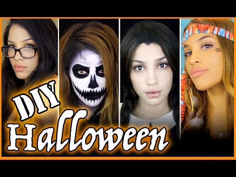 Easy DIY Halloween Costumes!