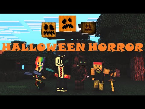 Halloween Week – Minecraft – Mini-Game – HALLOWEEN HORROR