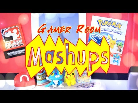 Mash Ups: Ultimate Gamer Room –  Video Game Bedroom | Gamer Chair | Minecraft & More