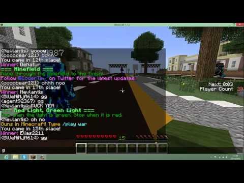 Minigame Mayhem Ep 1 Minecraft Party
