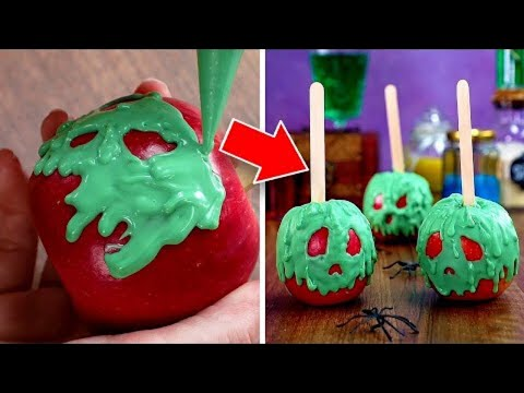 19 Creepy Halloween Crafts And Treats