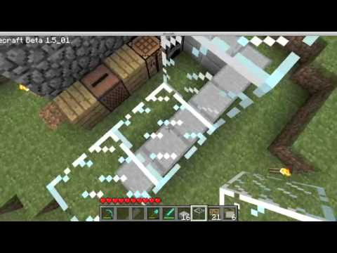 Minecraft:How To Make A Bar