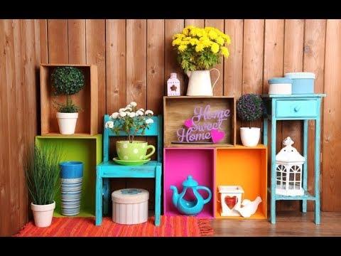 Новые креативные  лайфхаки и  идеи декора для дома.