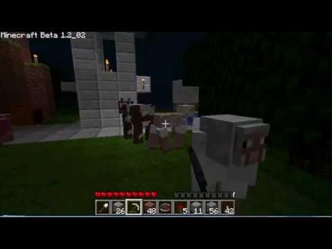 Minecraft – Party Animals