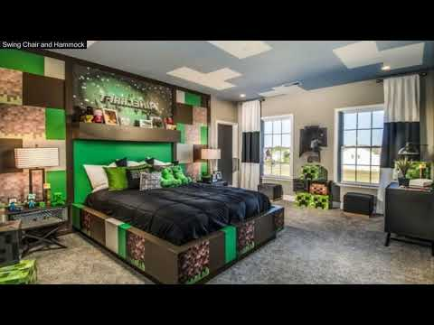 Minecraft Bedroom Ideas In Real Life