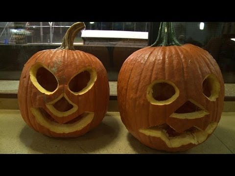 Halloween pumpkins more than just jack-o-lanterns