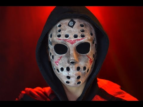 Jason Voorhees Mask Friday the 13th – Halloween Makeup Tutorial