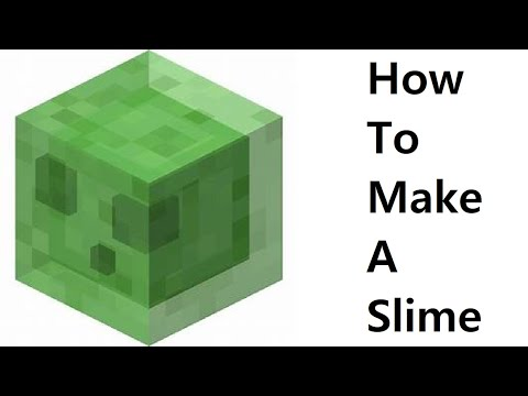 How to make a paper Slime ( Minecraft ) Papercraft toy. Easy to make. Papercraft Minecraft