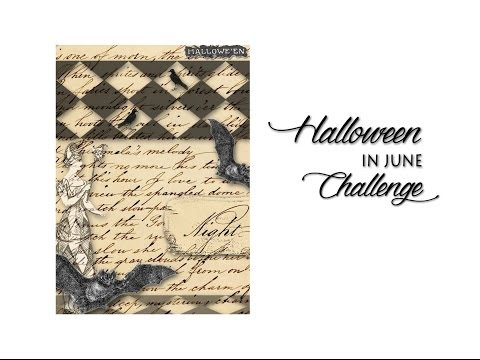 Halloween In June Challenge Submissions