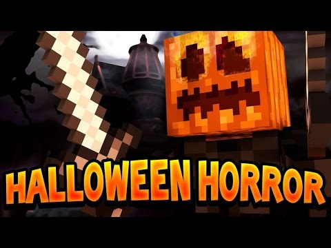 |Minecraft|   Halloween Horror