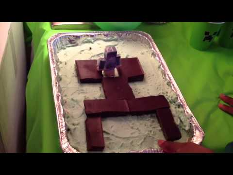 How to Throw Minecraft Themed Party