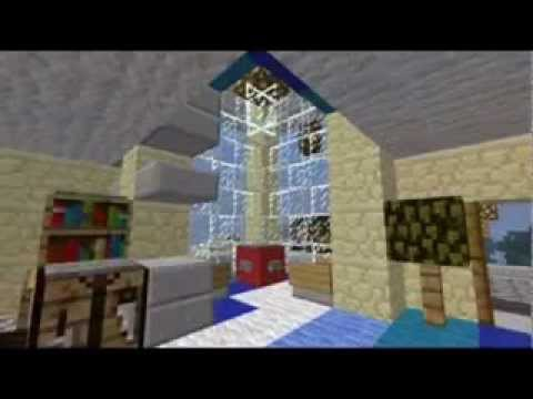 DIY Minecraft home design decorating ideas