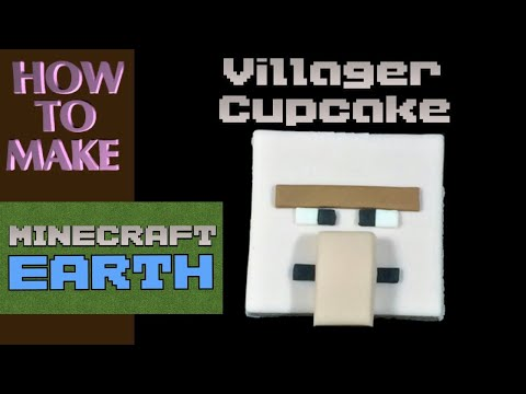 VILLAGER Cake Decorating Tutorial – How to Make MINECRAFT Cake Decorations by Caketastic Cakes