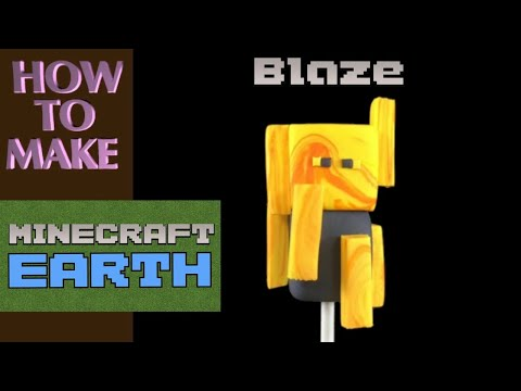 BLAZE Cake Decorating Tutorial – How to Make MINECRAFT Cake Decorations by Caketastic Cakes