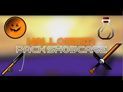 Halloween 1024x Pack showcase [45 Likes?!]  GAME CHANGER