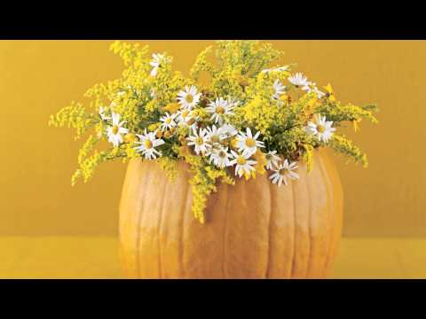 3 Ways to Use Pumpkins as Decorations – Real Simple