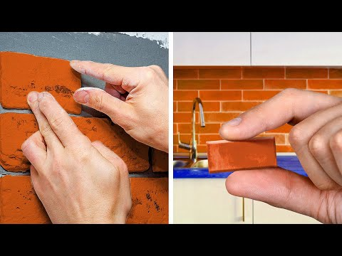 Miniature Crafts || Funny Ideas That Will Help To Decorate Everything Around You