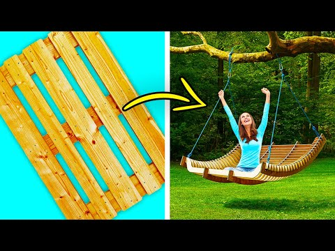 24 Outstanding DIYs For Your Backyard || DIY Home Decor