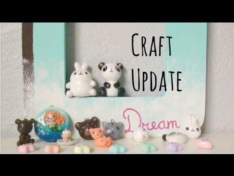 Craft Update (Charms, Figurenes & Deco)