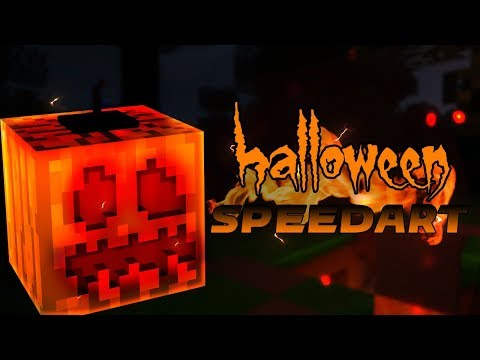 Halloween MineCraft Banner Speedart |SpeedArt| for YpsilonLP