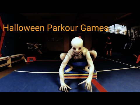 Cleveland Parkour Tag Games – Star Wars and Minecraft Halloween Tournament