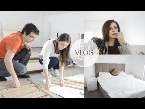 OOTD, Building More Furniture | VLOG