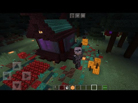Again halloween special video of Minecraft see what I have made in Halloween [Gaming]