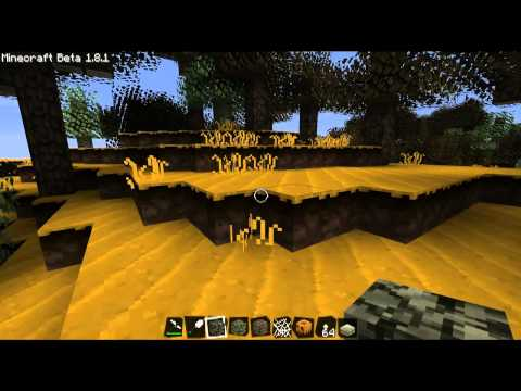 Minecraft 1.8.1 Halloween Texture Pack [HD] [German]