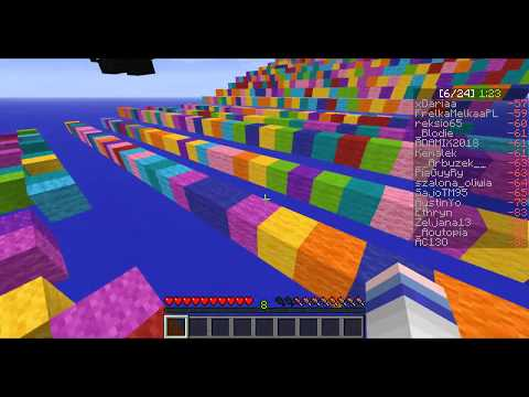Minecraft Party #1 w/ Skiggy