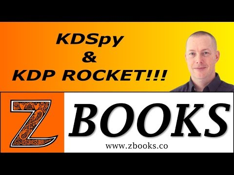 kdprocket + kdspy review: the KILLER 1-2 knockout punch to DOMINATE Kindle! By @ErocZ of Zbooks.co