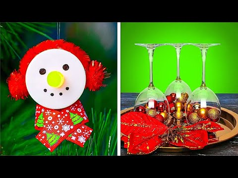 27 LAST-MINUTE decoration to brighen your home at new year night