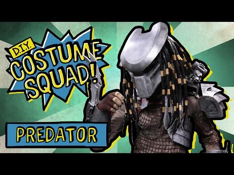 Make Your Own Predator Costume – DIY Costume Squad