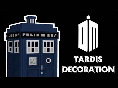 SWD Team – Dalek Mod 1.8 Dev – Tardis Decoration! #Update40
