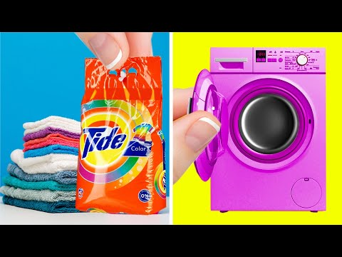 34 MINIATURE HACKS AND TINY DIYS