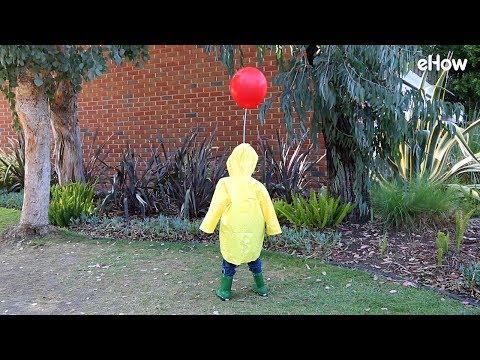 DIY 'IT' Life-Size Georgie Halloween Decoration