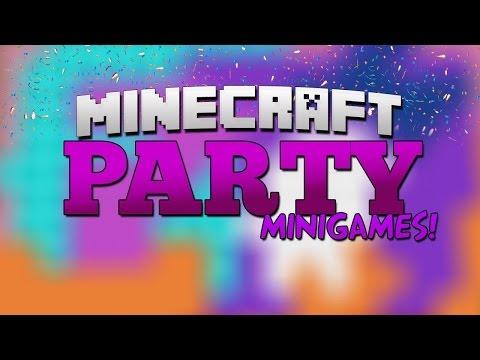 MINECRAFT PARTY Gameplay With Headshot Gamer!