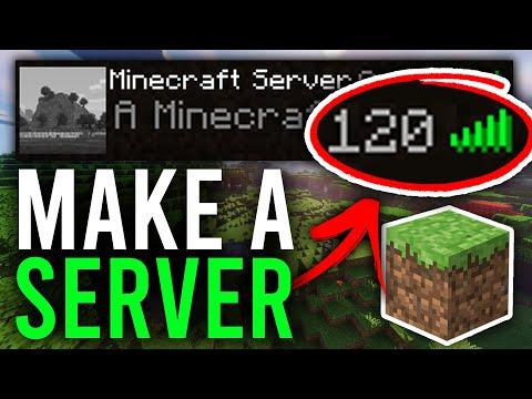 How To Make A Minecraft Server For Free (Guide) | Create A Minecraft Server [2021]