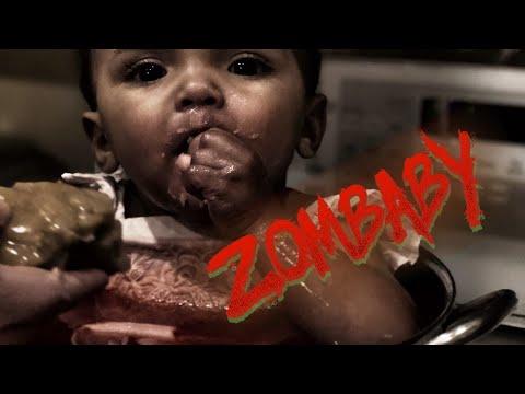 Zombaby – Baby Zombie | 31 Days of Halloween