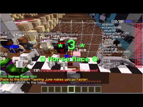 I CANT WIN | Minecraft party