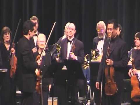 Calaveras County Arts Council Presents Mother Lode Friends of Music Orchestra Ovations March 18, 200