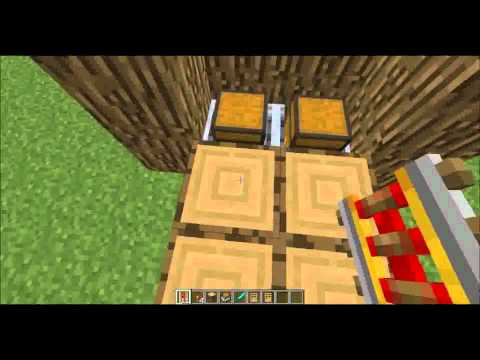 Minecraft 1.2.4 Working Cabinets