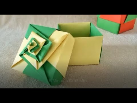 Crazy Paper Craft Ideas II Craft School II Daily Crafts II Minecraft II 5 Minutes paper Craft
